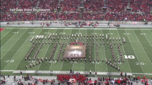 osu marching band